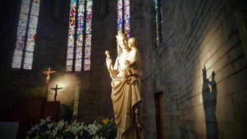 """SENTADA: Per llegir i dialogar sobre el text """" Tres actituds de Maria"""""""